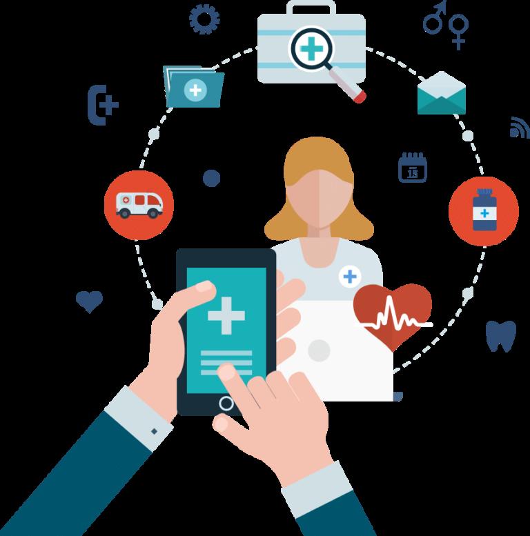 Healthcare and medical website development